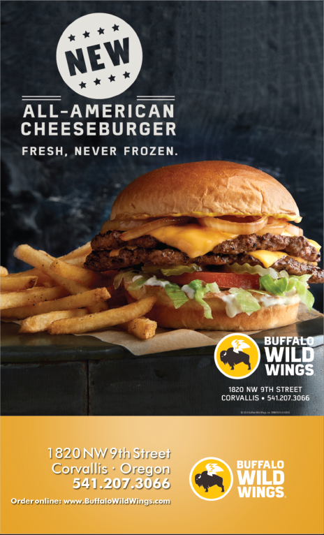 graphic about Buffalo Wild Wings Printable Coupons identify Buffalo Wild Wings discount codes - OSU University student Survival Package