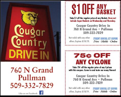 cougar life coupons discounts
