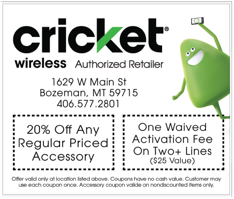 cricket coupons printable