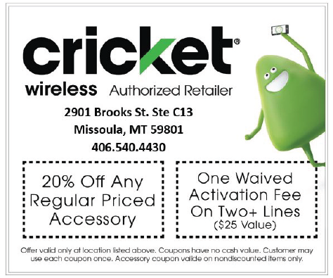 cricket wireless deals coupons