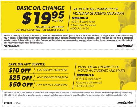Listed above you'll find some of the best oil change coupons, discounts and promotion codes as ranked by the users of bibresipa.ga To use a coupon simply click the coupon code then enter the code during the store's checkout process.. Looking for local deals?